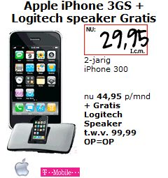 apple-iphone-3gs-logitech-speaker-gratis