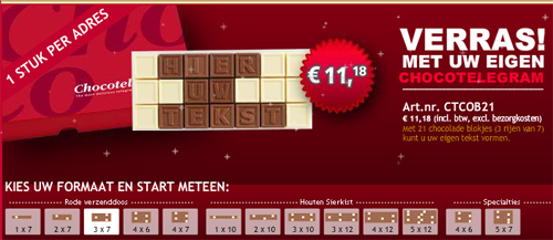 chocolade-telegram