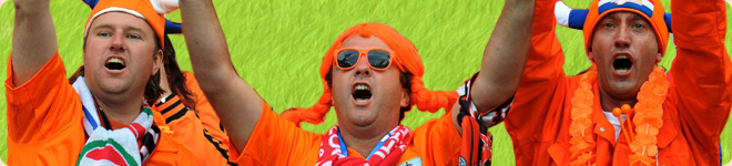 oranje-fan-artikelen