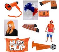 oranje-supporter-pakket
