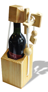 Challenger Wine Puzzle
