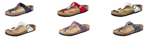 Birkenstock slippers en sandalen