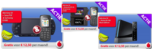 Super telecom deals bij Castle-e