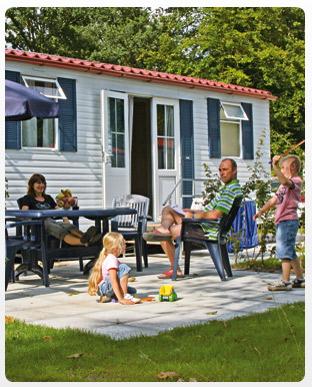 10% vroegboekkorting op uw bungalow, huurcaravan of Season tent