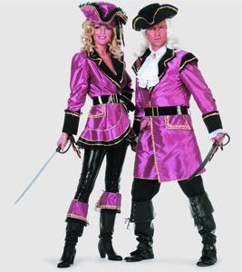 piraten carnavalskostuum