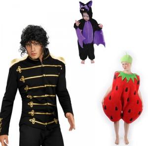 carnavalskostuums en feestartikelen