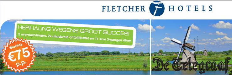 fletcher-hotels-telegraaf-actie