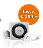 Gratis iPod Shuffle