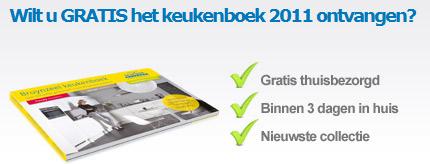 Gratis Bruynzeel keukenboek