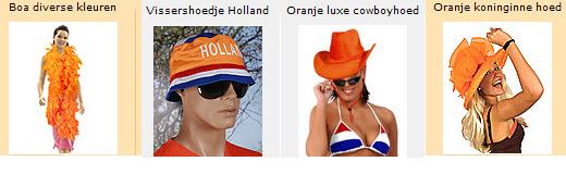 Oranje - Koninginnedag