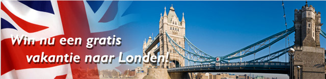 Win een gratis vakantie naar Londen